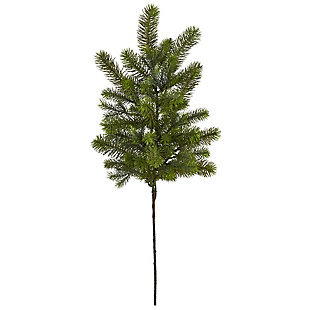 "Christmas 36"" Pine Artificial Hanging Flower (Set of 4), , large"
