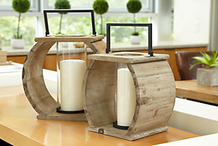 Home Accents Lantern, Natural, rollover