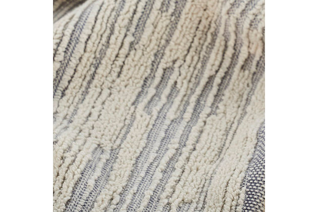 Ivy Luxury Maine Bath Sheet Towel Pack of 2 (Terra/Ecru), Terra/Ecru, large