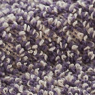 Ivy Luxury Ivy Hitit Bath Towel Pack of 2 (Heather/Ecru), Heather/Ecru, large