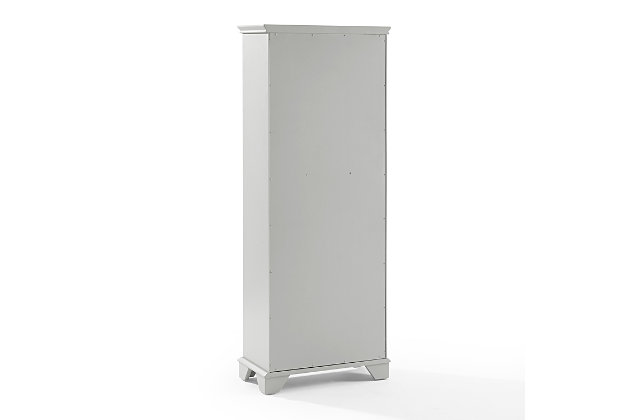 Crosley Lydia Tall Cabinet, , large