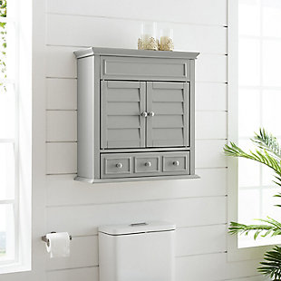 Crosley Lydia Wall Cabinet, , rollover