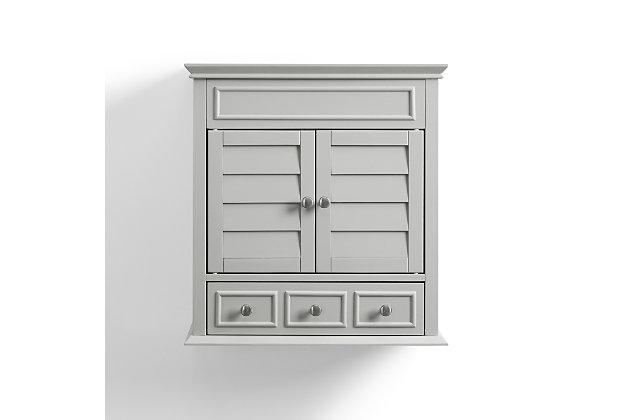 Crosley Lydia Wall Cabinet, , large