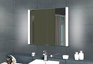LTL Home Products Ace LED Mirror Cabinet, , rollover