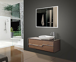 LTL Home Products Kona LED Mirror Cabinet, , rollover