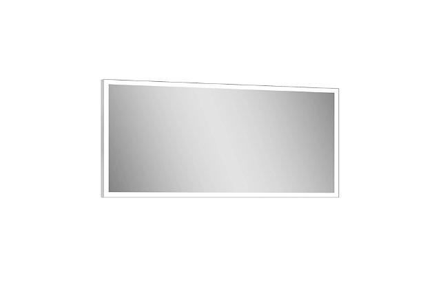LTL Home Products Laguna LED Wall Mirror, , large