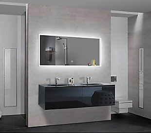 LTL Home Products Azure LED Wall Mirror, , rollover