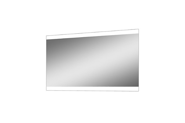 LTL Home Products JET LED Wall Mirror, , large
