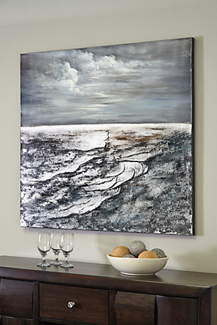 Home Accents Seashore Wall Art, , rollover