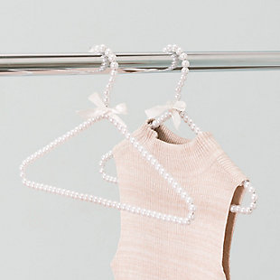 Contemporary Pearl Hangers (Set of 2), , rollover
