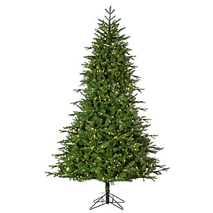 Sterling 7.5Ft. Timber Ridge Pine with 650 Dual Color Changing LED Lights, , large