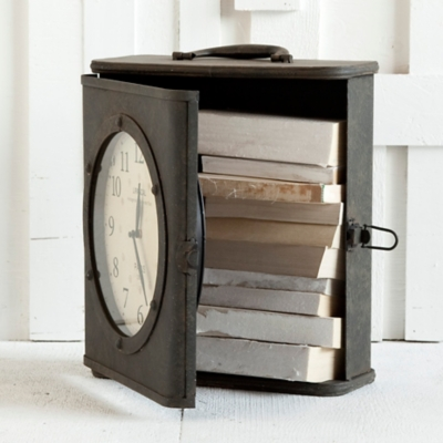 Ashley Accents Table Clock Home
