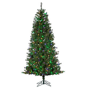 Sterling 7.5Ft. Arizona Pine with 450 Color Changing LED Lights, , large