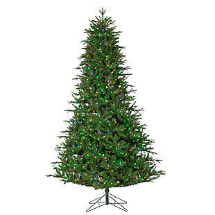 Sterling 9Ft. Timber Ridge Pine with 950 Dual Color Changing LED Lights, , rollover