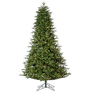 Sterling 9Ft. Timber Ridge Pine with 950 Dual Color Changing LED Lights, , large