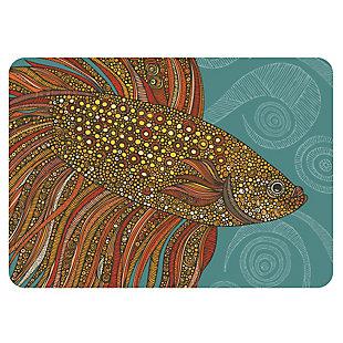 """Bungalow Premium Comfort Valentina Beta Fish 22""""x31"""" Mat, , rollover"""
