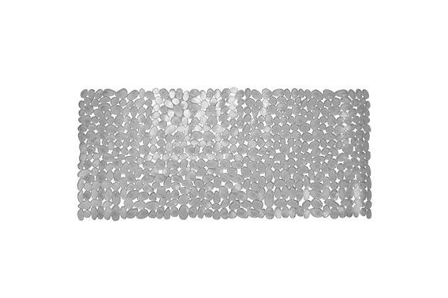 Home Accents Anti-Slip Pebble Bath Mat, , large