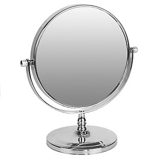 Home Accents Countertop and Tabletop Dual Sided Cosmetic Mirror, , large