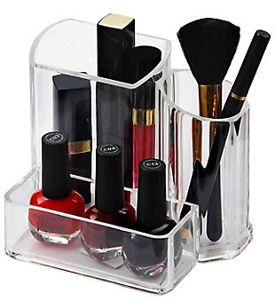 Home Accents Make-up Brush Holder, , large