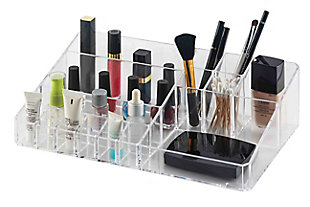 Home Accents Deluxe Make-up Tray, , large