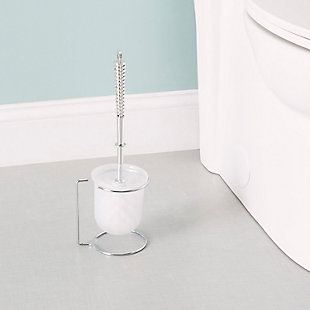 Home Accents Toilet Brush Holder, , rollover