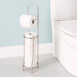 Home Accents Free-Standing Heavy Duty Sleek Dispensing Paper Towel Holder, , rollover