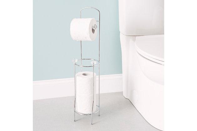 Home Accents Bath Tissue Organizer, , large