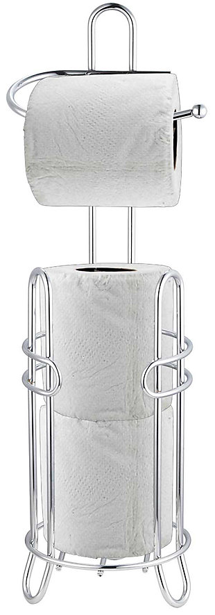 Home Accents Toilet Paper Holder and Dispenser, , large