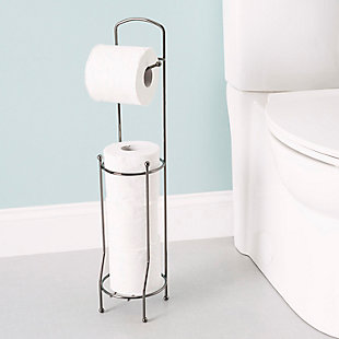 Home Accents Free-Standing Toilet Paper Holder, , rollover