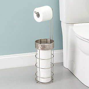 Home Accents Luxor Toilet Paper Dispenser, , rollover