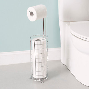 Home Accents Toilet Tissue Dispenser, , rollover