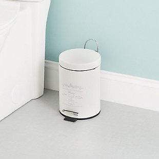 Home Accents Paris 3 Liter Waste Bin, , rollover