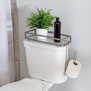 Honey-Can-Do Toilet Tank Storage Tray, , rollover