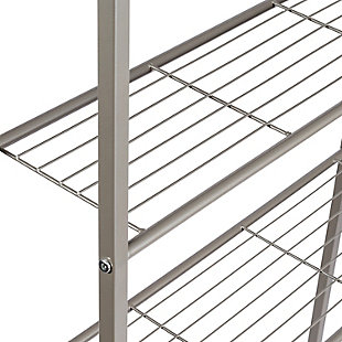 Honey-Can-Do Over-The-Toilet Steel Space Saver Shelving Unit, , large
