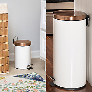 Honey-Can-Do 3L/30L Trash Can Combo, , rollover