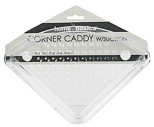 Home Accents Corner Caddy with Suction Cups, , rollover
