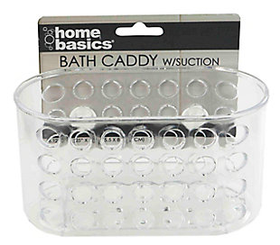 Home Accents Medium Caddy with Suction Cups, , large