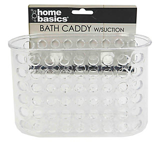 Home Accents Large Caddy with Suction Cups, , rollover