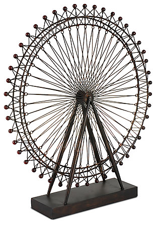 Home Accents Ferris Wheel Home Decor, , large