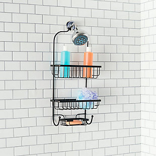 Home Accents Heavyweight Shower Caddy, , rollover