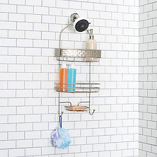Home Accents Luxor Shower Caddy, , rollover