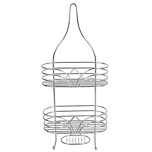 Home Accents Marquee Shower Caddy, , large