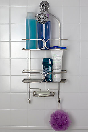 Home Accents Essence Shower Caddy, , rollover
