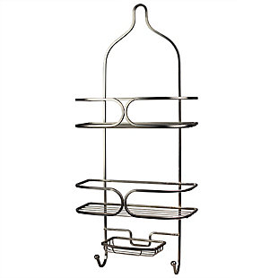 Home Accents Essence Shower Caddy, , large