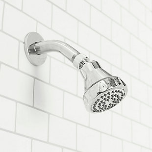 Sunbeam Sunbeam Oasis Single Function Fixed Shower Head, , large