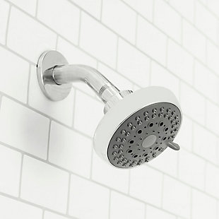 Sunbeam Sunbeam Revitalize 5 Function Fixed Shower Head, , large