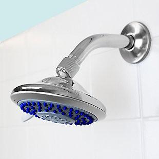Sunbeam Sunbeam Luxury Retreat Fixed 5 Function Shower Head, , rollover
