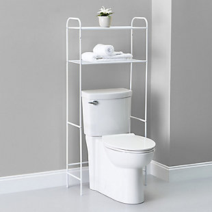 Home Accents 2 Shelf Bathroom Space Saver, , rollover