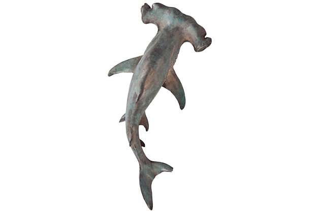 Home Accents Shark Sculpture, , large