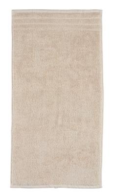 Arus 100% Turkish Terry Cotton 4-Pc Towel Set, Beige, large
